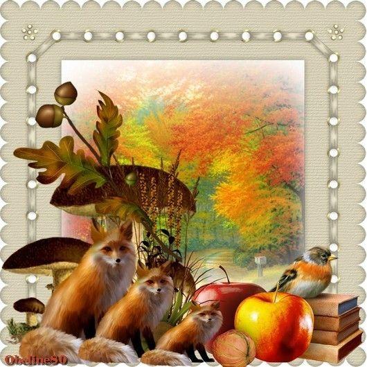 Défi Bientôt l'automne