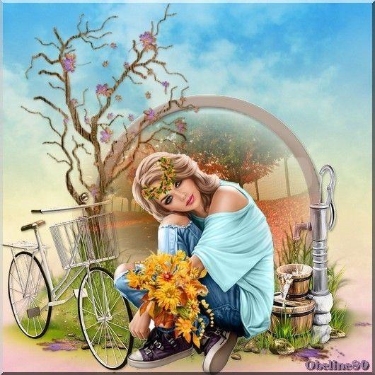 Défi Balade en vélo