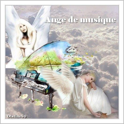 Défi Ange de musique